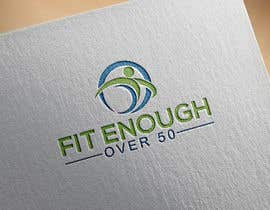 #35 for fit enough for 50 logo by shahadatmizi
