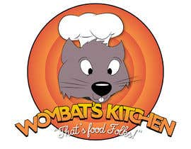 #32 for Restaurant Logo Design - drawing a wombat whos a chef! af SabreToothVision