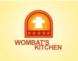 #7 para Restaurant Logo Design - drawing a wombat whos a chef! por amarimohamed