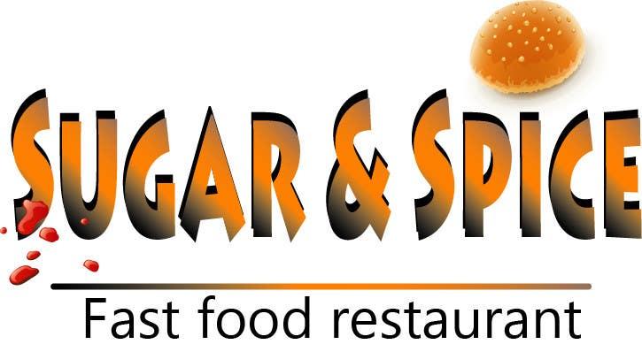 Kilpailutyö #63 kilpailussa Design a logo for a fast food restaurant
