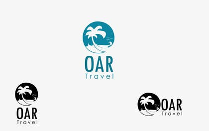 #20 for Design a Logo for 'OAR Travel' by jhonlenong
