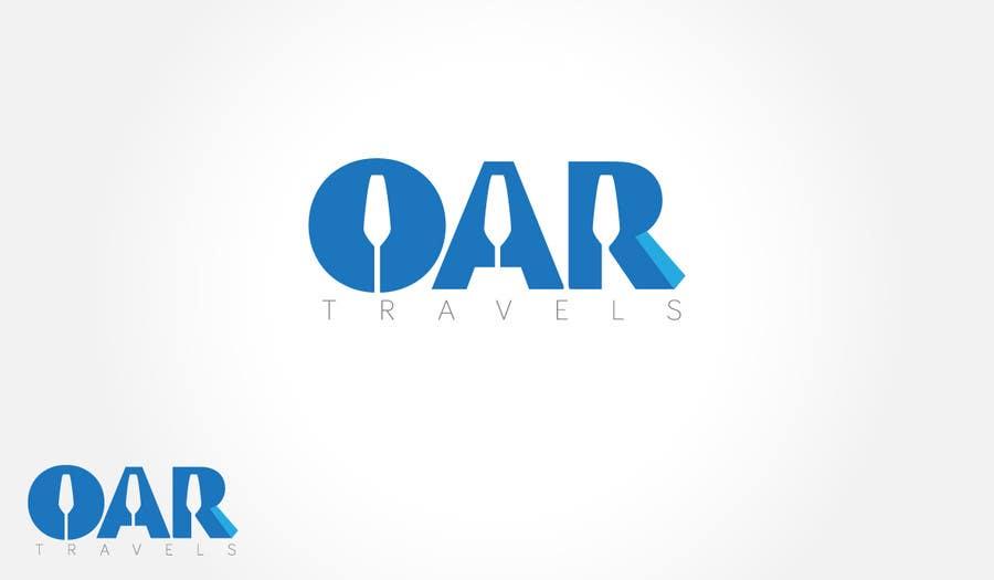 #34 for Design a Logo for 'OAR Travel' by arteastik