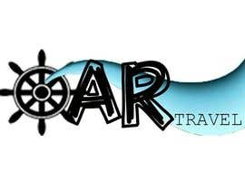 nº 25 pour Design a Logo for 'OAR Travel' par GarNetTeam