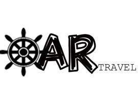 nº 26 pour Design a Logo for 'OAR Travel' par GarNetTeam