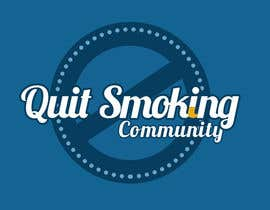 #57 untuk Design a Logo for a Quit Smoking Website oleh mamarkoe