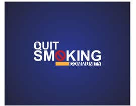 #67 untuk Design a Logo for a Quit Smoking Website oleh Jacstrife