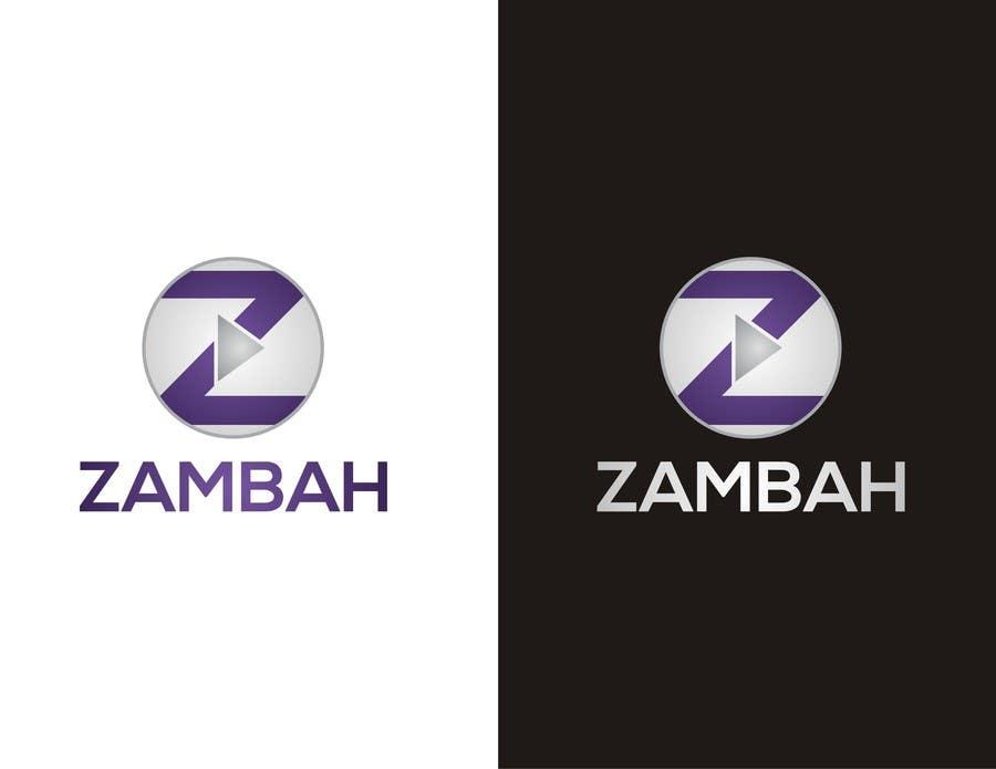 Proposition n°50 du concours Design a Logo for Zambah app