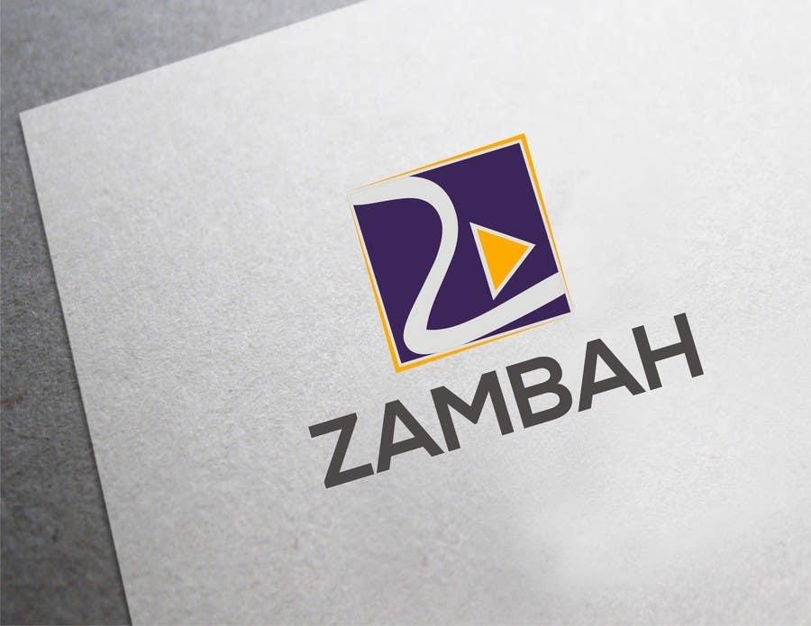 Proposition n°66 du concours Design a Logo for Zambah app