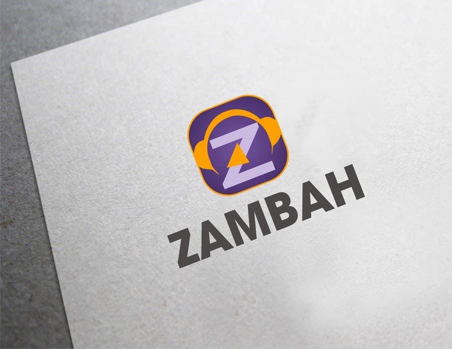 Proposition n°69 du concours Design a Logo for Zambah app