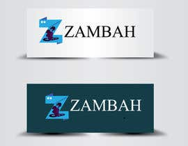 #73 for Design a Logo for Zambah app by zainulbarkat