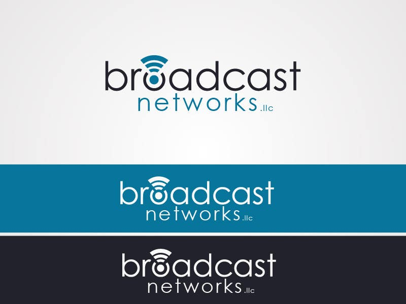Kilpailutyö #31 kilpailussa Design a Logo for Broadcast Networks, LLC.