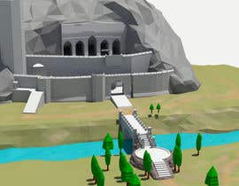 djclupper tarafından Create low poly Game of Thrones/LOTR level design for a mobile battle game için no 4