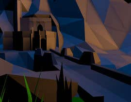 Skyzon tarafından Create low poly Game of Thrones/LOTR level design for a mobile battle game için no 7