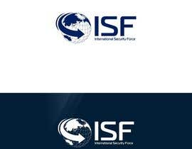 nº 14 pour Design a Logo for International Security Force par manuel0827