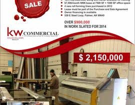 #16 for Design a Flyer for Commercial Realestate by Sahir75