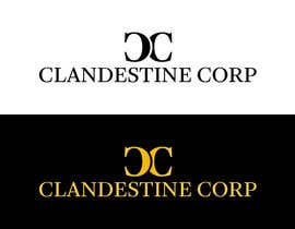 #31 for Design a Logo for Clandestine-corp.com by vladspataroiu