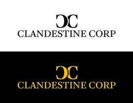 Nro 31 kilpailuun Design a Logo for Clandestine-corp.com käyttäjältä vladspataroiu