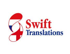 nº 18 pour Design a logo for Swift Translations par LogoFreelancers