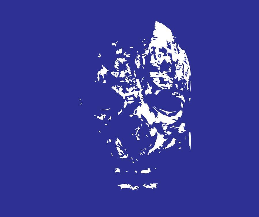 Inscrição nº 22 do Concurso para Design a Zombie Themed logo for a mousepad