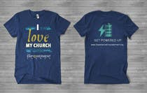 Proposition n° 15 du concours Graphic Design pour Design a T-Shirt for The Empowerment Church