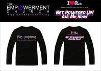 Proposition n° 27 du concours Graphic Design pour Design a T-Shirt for The Empowerment Church