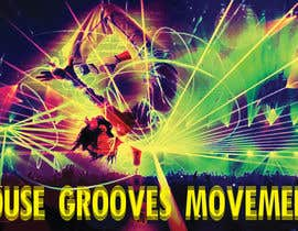 #7 for House Grooves Movement by acovulindesign