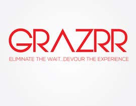 #9 for GRAZRR logo design project by muneebalams