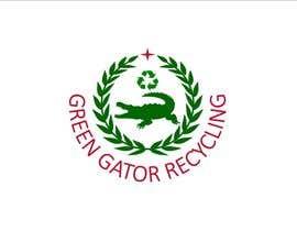 Nro 24 kilpailuun Green Gator Recycling Logo Design Contest! käyttäjältä albert12001