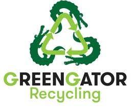 Nro 23 kilpailuun Green Gator Recycling Logo Design Contest! käyttäjältä Robpurl