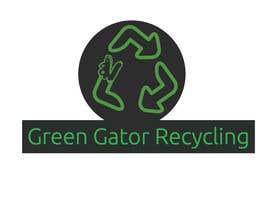 Nro 1 kilpailuun Green Gator Recycling Logo Design Contest! käyttäjältä EliasSchmieder