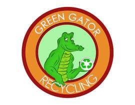 Nro 22 kilpailuun Green Gator Recycling Logo Design Contest! käyttäjältä Cubina