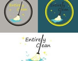 Nro 33 kilpailuun Design a Logo and Business Card for Cleaning Company. käyttäjältä jujuzshop