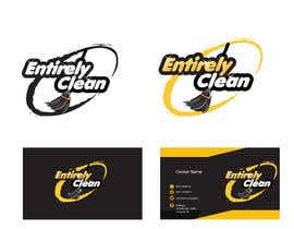 Nro 38 kilpailuun Design a Logo and Business Card for Cleaning Company. käyttäjältä prasetyo76