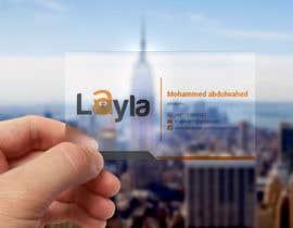 Nro 87 kilpailuun Business Card käyttäjältä designjack