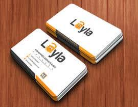 Nro 61 kilpailuun Business Card käyttäjältä bodiar