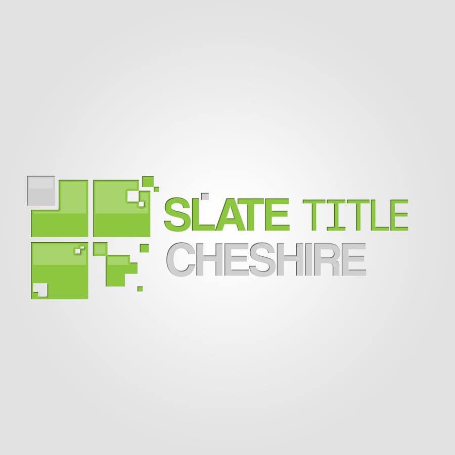 Penyertaan Peraduan #60 untuk Design a Logo for Slate Tiles Cheshire