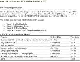 usaart tarafından Create/Manage a  PPC Campaign for Top USA Firm için no 45