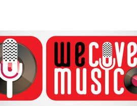 "#75 for Design a Logo for ""WeCover Music"" af popescumarian76"