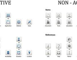 nº 7 pour Icon-Set for Learning System par Rendra5