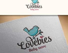 Nro 115 kilpailuun Design a Logo for Baby Store käyttäjältä ks4kapilsharma