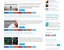 Nro 14 kilpailuun Design a Website Mockup käyttäjältä webmastersud