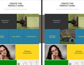 Nro 19 kilpailuun Design Homepage or Landing page (simple, just need a good idea) käyttäjältä viannie