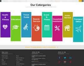 Nro 22 kilpailuun Design Homepage or Landing page (simple, just need a good idea) käyttäjältä rruslanbiz