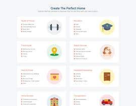 Nro 18 kilpailuun Design Homepage or Landing page (simple, just need a good idea) käyttäjältä nextdesign2007
