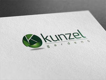 #92 for Design a Logo for Kunzel Gardens by niccroadniccroad