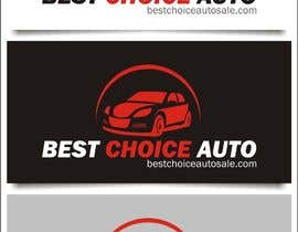 #20 para Design a Logo for Best Choice Auto por indraDhe