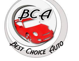 #8 para Design a Logo for Best Choice Auto por darkemo6876