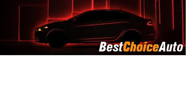 Penyertaan Peraduan #14 untuk Design a Logo for Best Choice Auto