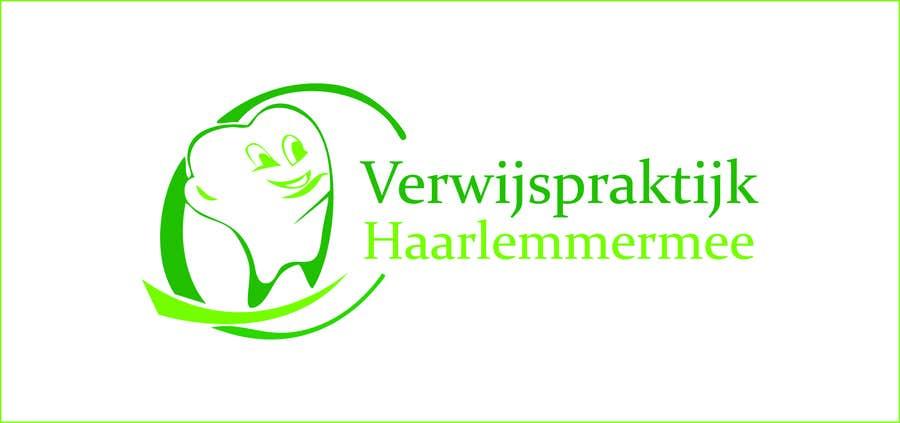 Penyertaan Peraduan #46 untuk Dental logo Verwijspraktijk Haarlemmermeer