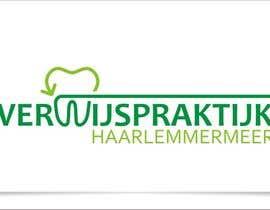 #40 para Dental logo Verwijspraktijk Haarlemmermeer por indraDhe